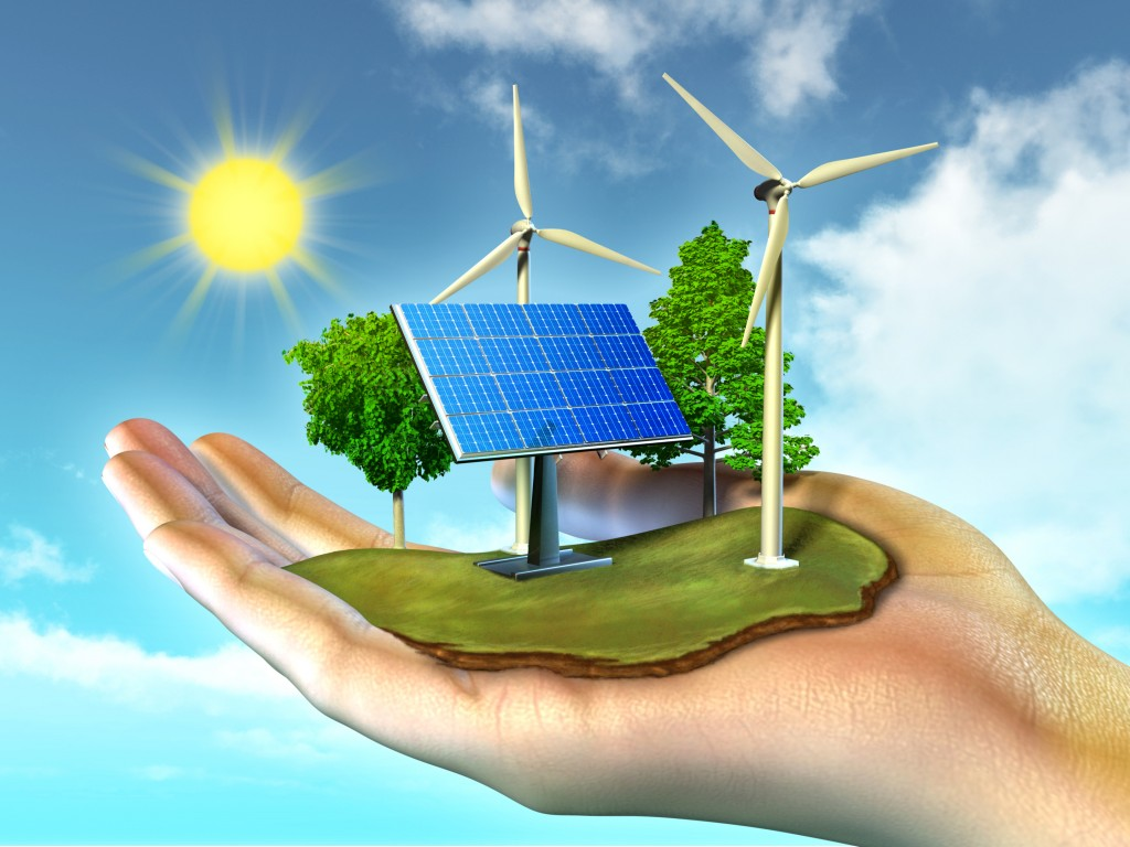 The latest in renewable energy